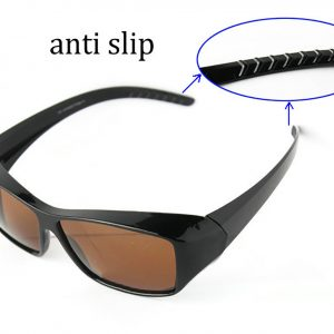 New Fit Over Unisex Polarized Sunglasses To Wear Over